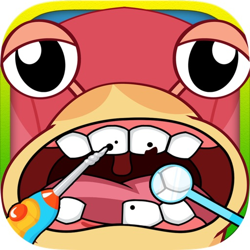 Snail Dentist : Fun Baby Games