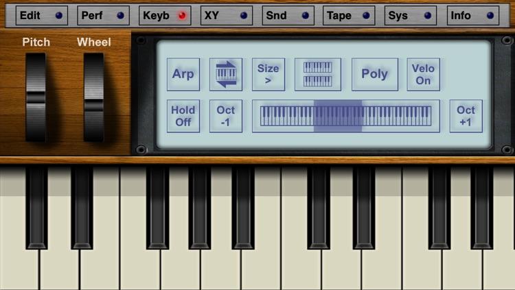 NLog MIDI Synth screenshot-3