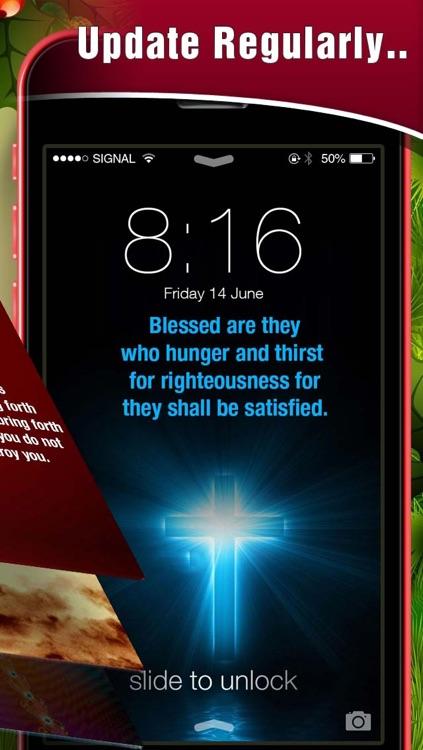 Jesus Christ Quotes-HD Wallpapers & Lock Screens screenshot-4