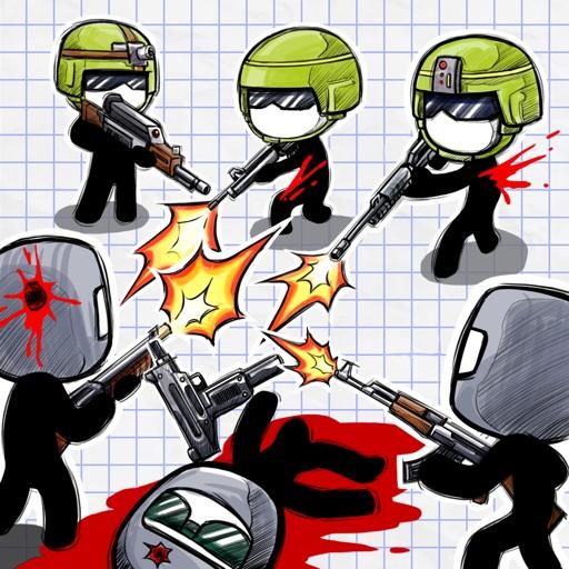 Doodle Wars 2 : Counter Strike Wars