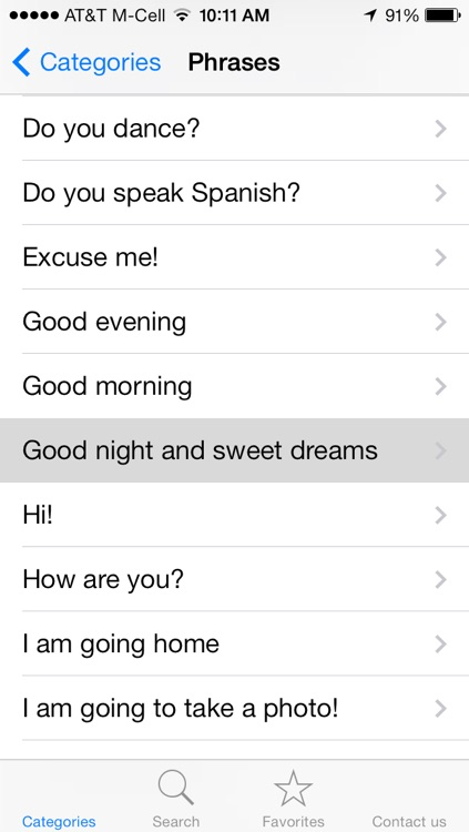 English to Chinese Talking Phrasebook