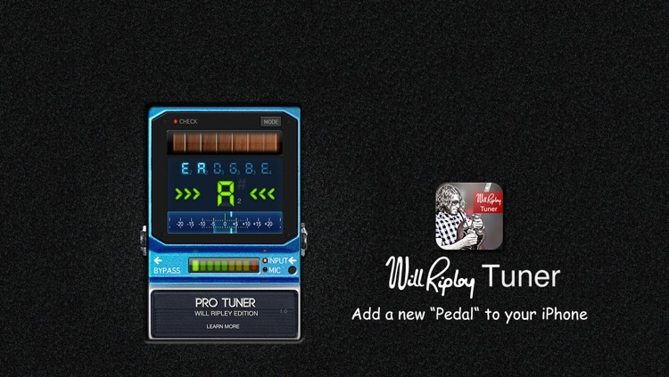 Will Ripley Tuner - Special Edition Pro Tuner screenshot-0