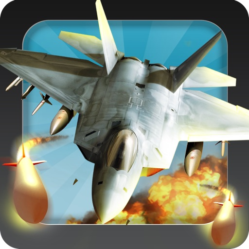 Modern Sky Storm: F18 Simulator Shooting Air-plane Jet Flight War Combat HD