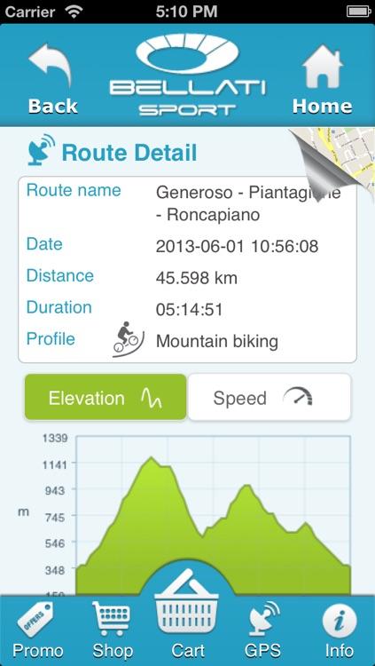 BellatiSport screenshot-4