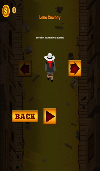 A Call of Monsters: Slender Man Zombies Vs Lone Cowboy - HD Shooting Game screenshot three