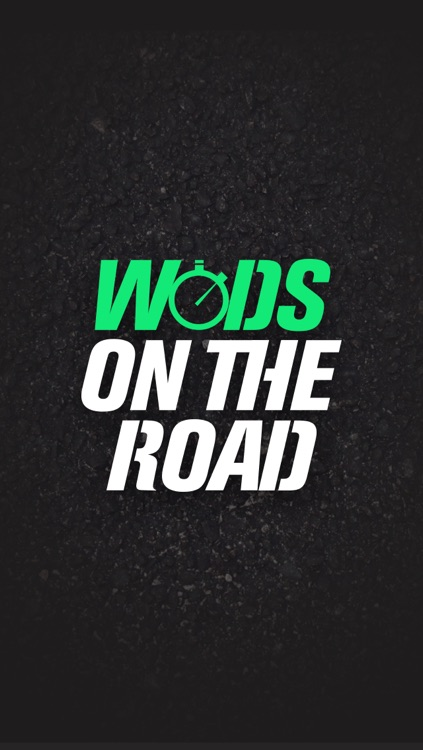 WOD's On The Road – CrossFit Exercise & Fitness Workouts For the Traveller