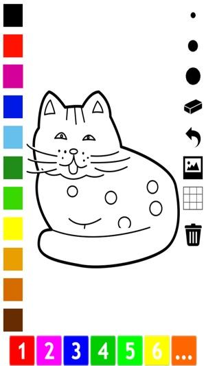 Ace Libro para colorear de animales para niños: con muchas fotos ...