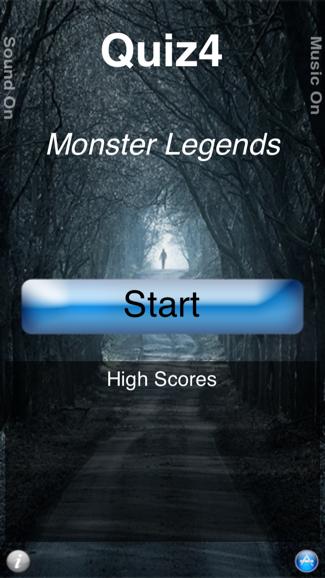 Quiz4 Monster Legends screenshot one