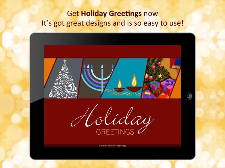 Holiday Greetings screenshot-4