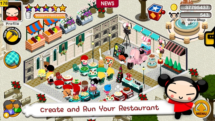 Pucca n' Friends screenshot-1