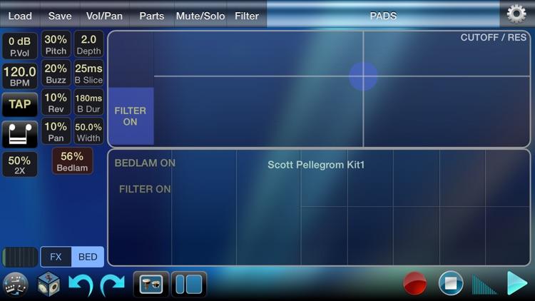 DrumJam screenshot-4