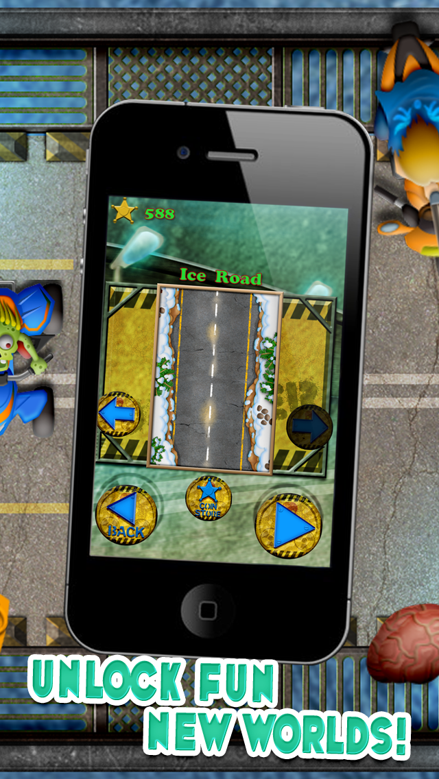 Zombie Motorcycle Reckless Escape : Can you Survive the Gangster Bike Race Highway Riots - FREE Challenge! screenshot three