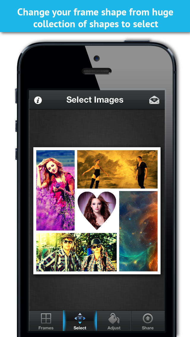 PicCells - Photo Collage and Photo Frame editor