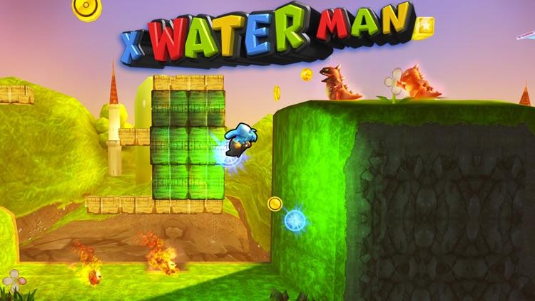 X WaterMan screenshot-3
