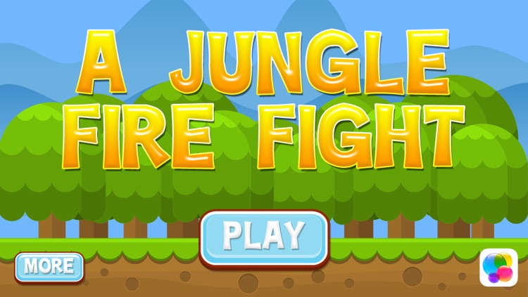 A Jungle Fire Fight – Soldier Battle Jump & Run Fun screenshot-3
