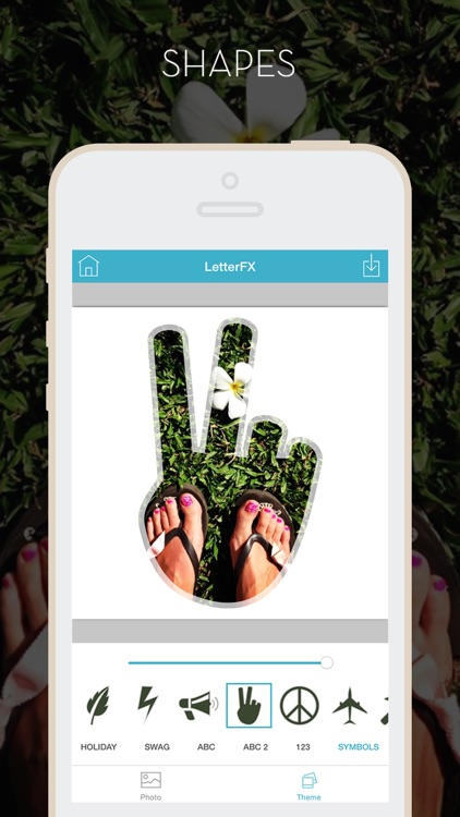 LetterFX Pro - Word Frames for Photos (Instagram edition) screenshot-4