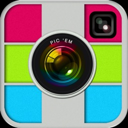 PicEm Photo Collage for Instagram, Facebook, Tumblr and Twitter + editor free