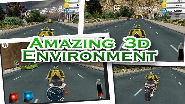 Street Bike Racing FREE screenshot-4