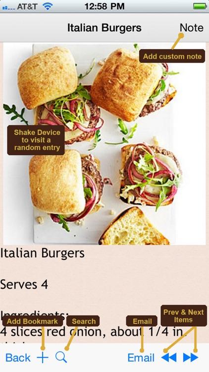 500 Kid-friendly Recipes screenshot-4