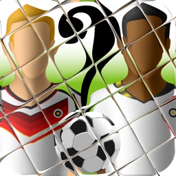 Guess The Tiled Star Footballers Quiz - World Soccer Players Faces Game - Free App