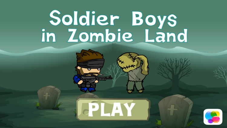 Soldier Boys in Zombie-Land – Deadly Zombies Horror Shooting Game on the Graveyard