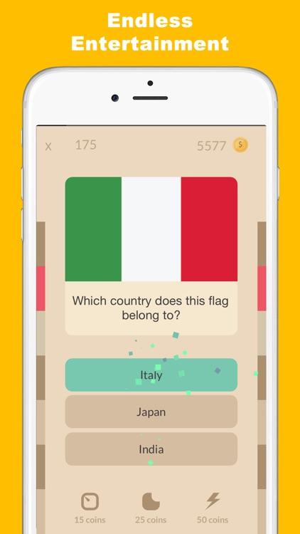 Quizzical Trivia Quiz - Riddles and Brain Teasers screenshot-0