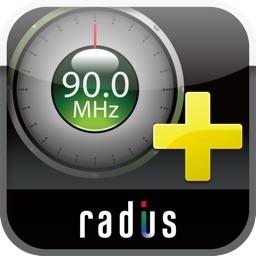 radius FM Transmitter+