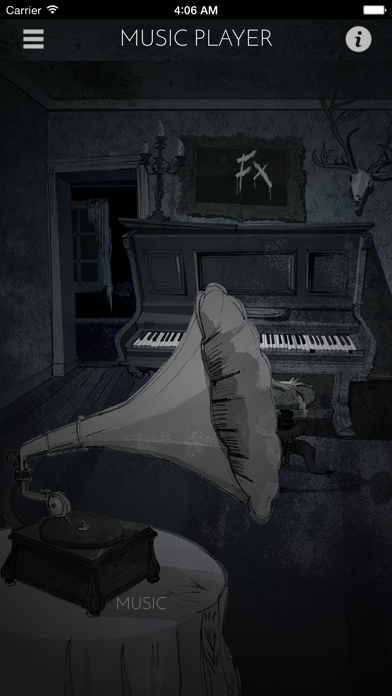 Halloween Haunted House screenshot one