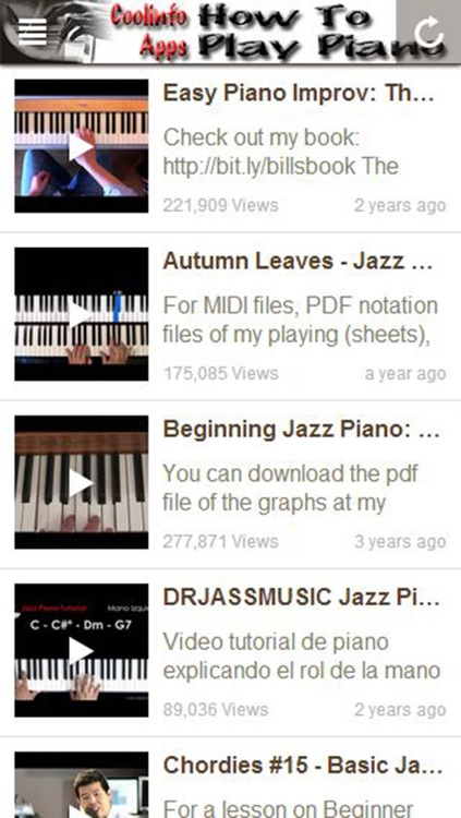 How To Play Piano - Learn To Play Piano The Fast Way! screenshot-3