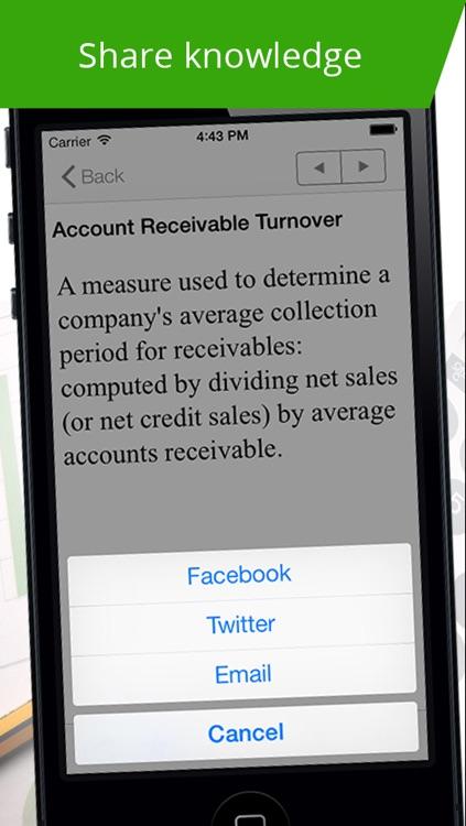 Accounting Terminology Glossary screenshot-3