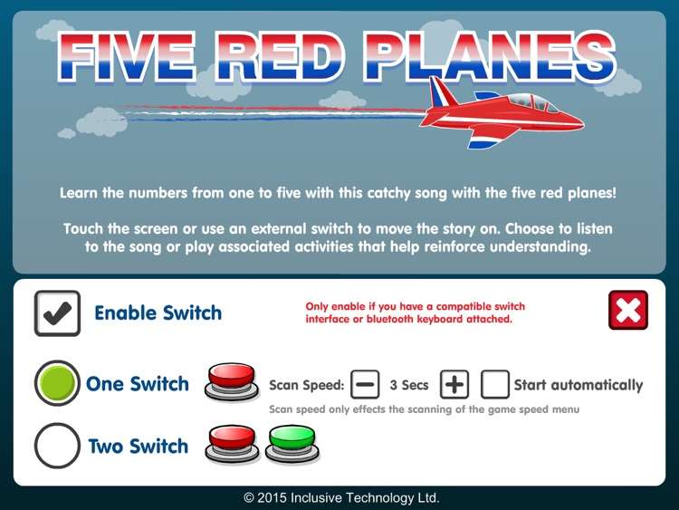 Five Red Planes screenshot-4