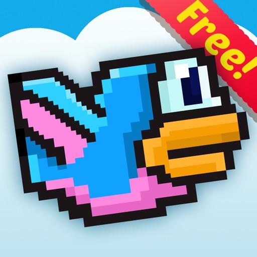 Flying Birdie - Cool Revolt Adventure Of The Tiny Bird Royal Edition 2
