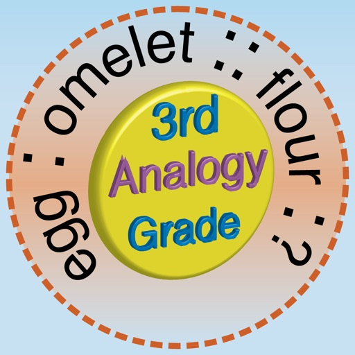 3rd Grade Word Analogy for Classrooms and Home Schools