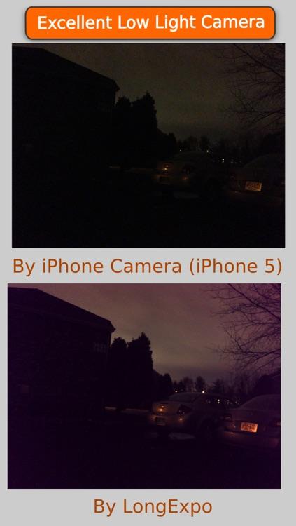 LongExpo - slow shutter and long exposure camera screenshot-4