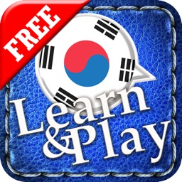 Learn&Play Korean FREE ~easier & fun! This quick, powerful gaming method with attractive pictures is better than flashcards