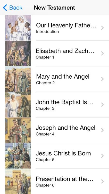 Child Scripture Stories screenshot-4