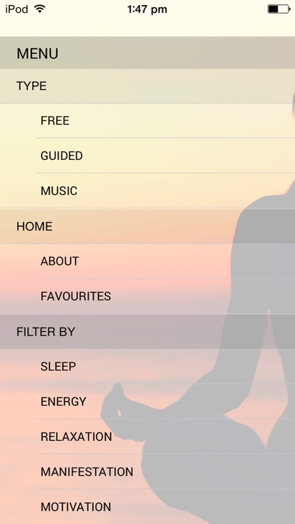 Mindfulness & Guided Meditations screenshot-4