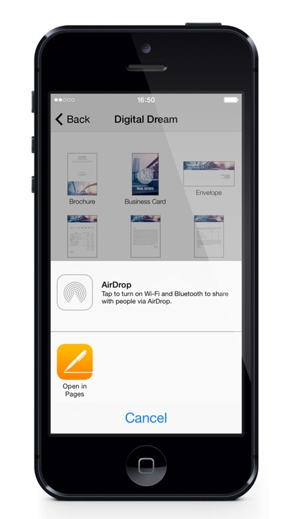 Templates Pro for iOS screenshot-3