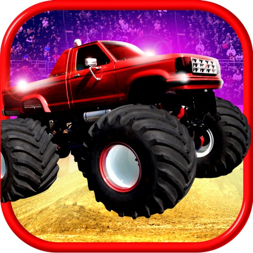 3D Monster Truck Driving Simulator Frenzy By Rival Road Moto Racing Games Free