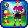 ワールドサッカースター - 無料ドレスゲーム