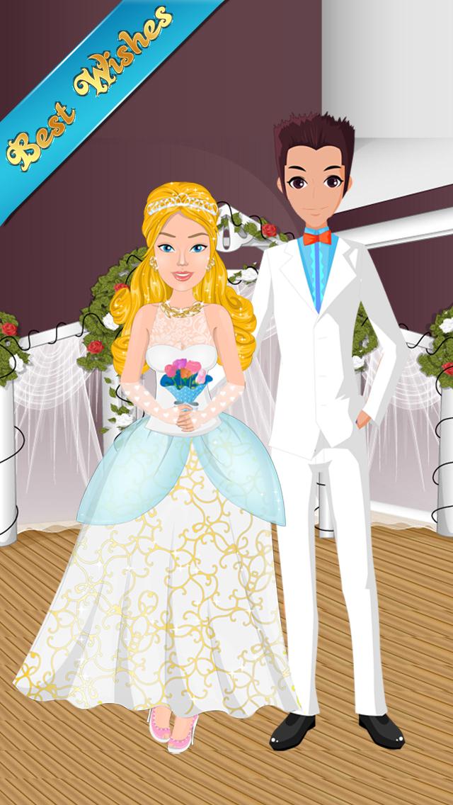 点击获取Real Princess Wedding Makeover, Spa ,Dressup free Girls Games