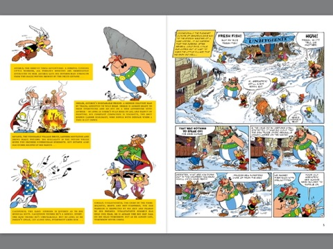 Asterix asterix and the picts by jean yves ferri on ibooks screenshot 1 altavistaventures Images