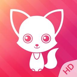 美狸美妆-最大的美妆视频直播互动平台-学化妆必备神器!