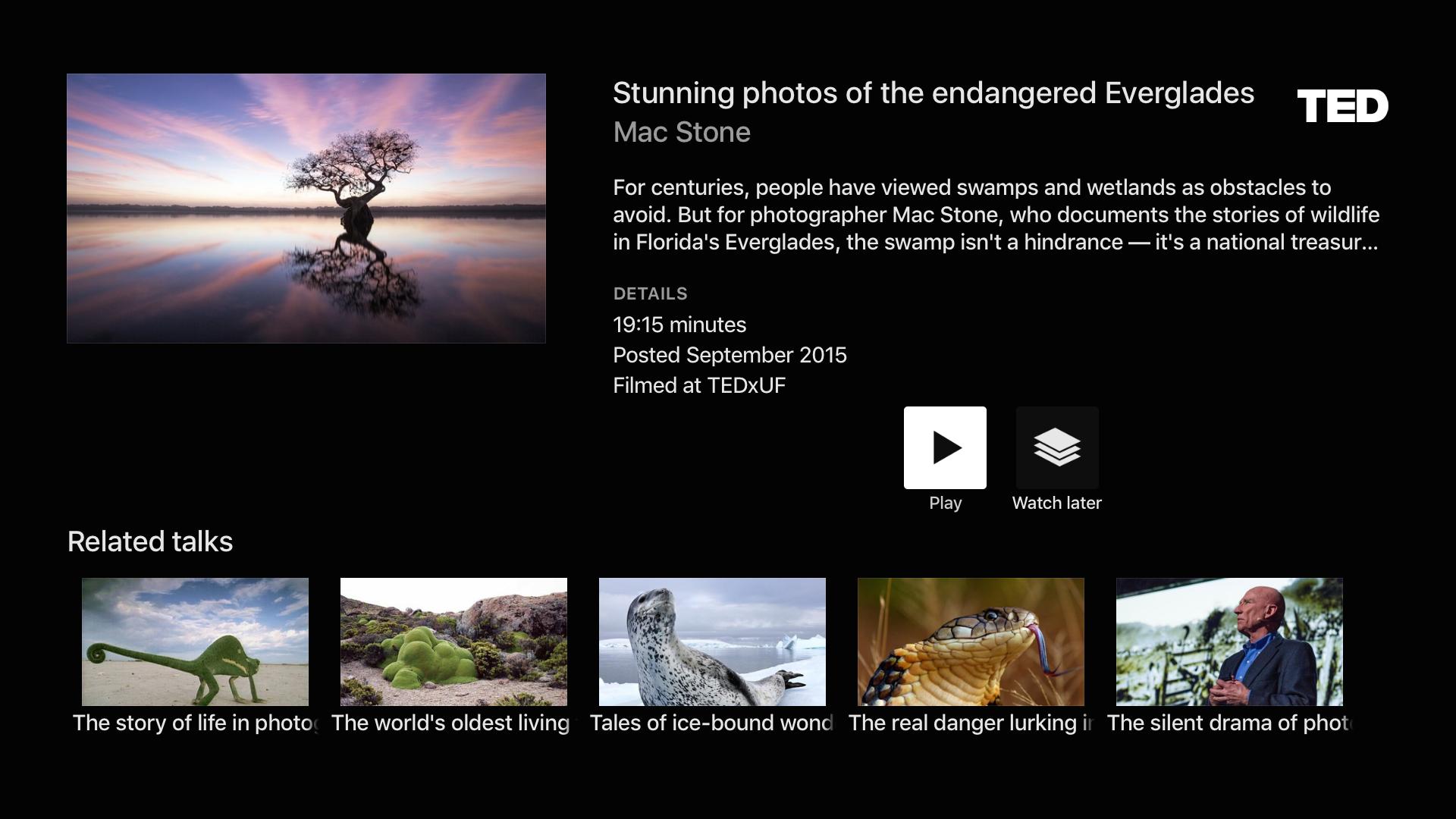 TED screenshot 14