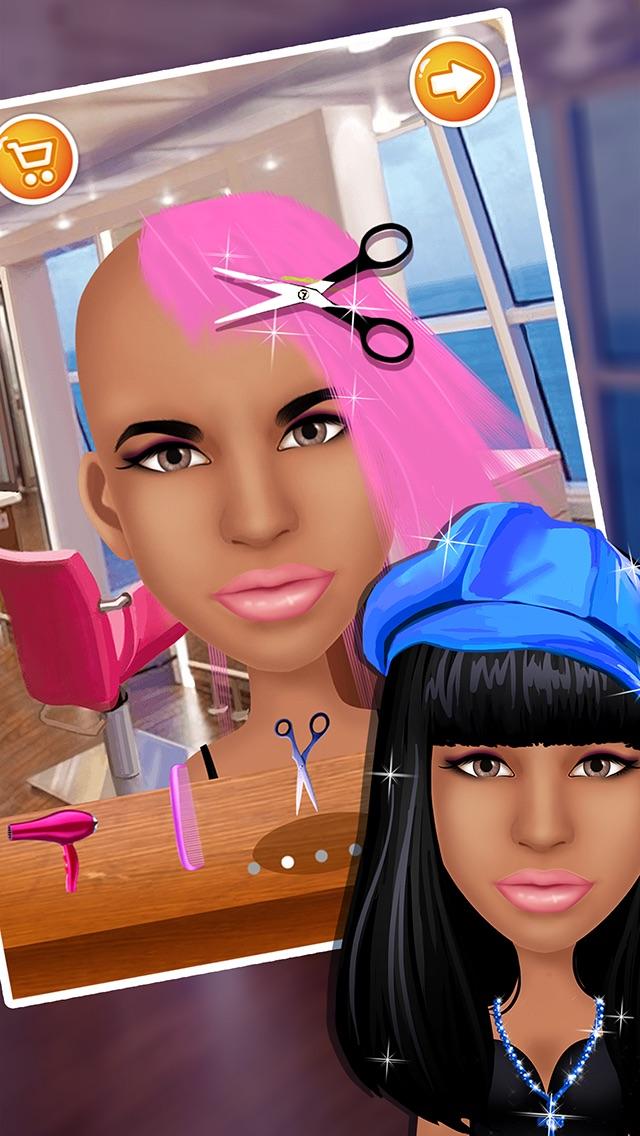 Celebrity Hair Salon™のおすすめ画像2