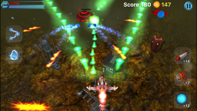 Space Pursuit screenshot three