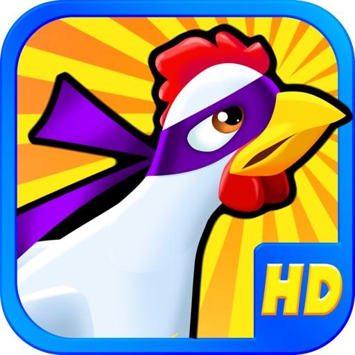 Ninja Chicken Run Мультиплеер HD бесплатно