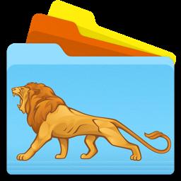 Ícone do app Folder Factory