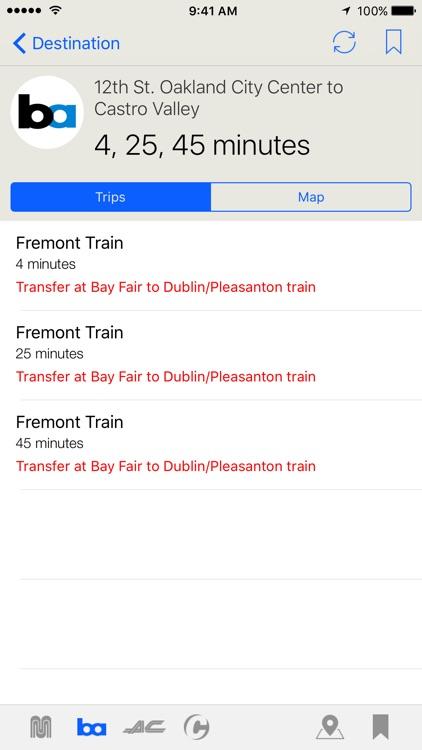 Routesy Pro Bay Area screenshot-4