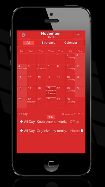The Grid - Calendar screenshot-4